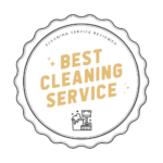 Best cleaning serivie badge